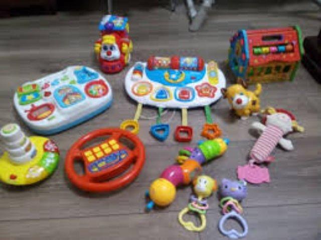 Развивающий потенциал музыкальных игрушек